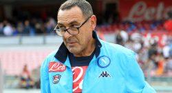 Sarri dovrà fare a meno di tre elementi, scelte obbligate con Empoli e Juventus