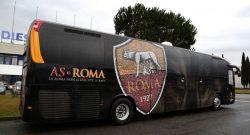 Livello di allerta massimo: percorso segreto della Roma per non incrociare tifosi azzurri!