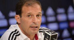 """Juve, Allegri: """"Non possiamo giocare come il Barcellona"""""""