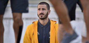 """Bonucci: """"Juve favorita per lo scudetto, il Napoli ha ottime chance! Noi un gradino sotto..."""""""