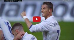 Fanastico Ronaldo, con una tripletta strapazza l'Atletico [VIDEO]