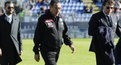 Battibecco Sarri-ADL, il patron non ha nessuna intenzione di aumentare il contratto!