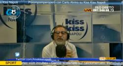 Un tifoso juventino provoca, la risposta di Alvino è incredibile [VIDEO]