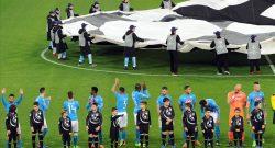 Napoli-Feyenoord, biglietti in vendita da lunedì: curve a 35 euro. Ecco i prezzi