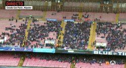 """Abbonati lasciati fuori dal San Paolo, la SSC Napoli: """"Vogliamo fare una precisazione"""""""