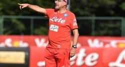 """Azzurri in campo a Castel Volturno per la rifinitura: """"Concentrati per Lazio-Napoli"""" [FOTO]"""