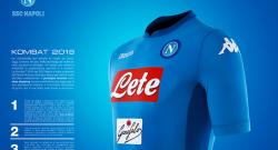 Riecco il Napoli in maglia azzurra: trattenute più evidenti per gli arbitri