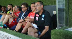 Sarri vuole evitare la partenza ad handicap, tra il 15 e il 27 agosto si giocheranno 4 match!