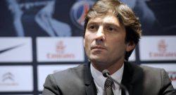 """Leonardo: """"Scudetto? Tra Juventus e Inter spero che vinca il Napoli"""""""