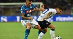 """Auriemma: """"Giudizi prevenuti su Maggio: è stato uno dei migliori contro l'Atalanta. Su Giaccherini..."""""""