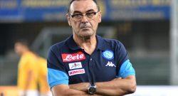 Radio Sportiva - Formazione anti-Lazio, Sarri potrebbe effettuare una scelta insolita