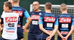 RETROSCENA - Sarri aveva avvisato tutti nel pre gara: difficoltà già emerse in passato