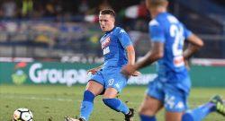 Le pagelle di Napoli – Atalanta: la professionalità di Reina, le giocate di Mertens, che gol Zielinski