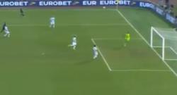 Gol magnifico di Dries Mertens, alla Maradona! Lazio 1 Napoli 3 [VIDEO]