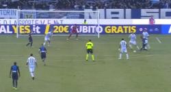 Gol di Lorenzo Insigne che pareggia dopo pochi secondi! Spal 1 Napoli 1 [VIDEO]