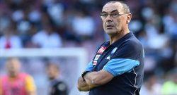 Lazio-Napoli, i convocati di Sarri: tutti gli azzurri a disposizione, torna Tonelli