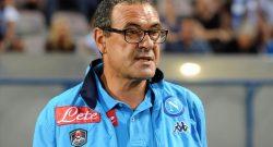 Napoli-Sassuolo, le formazioni ufficiali: turnover in difesa per Sarri