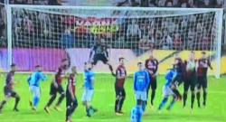 Mertens su punizione! Genoa-Napoli 1-1! [VIDEO]