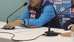 """[TN] - VIDEO - La rivincita di Sarri: """"Ora diranno che Hamsik s'è ripreso, ma già da 4-5 gare fa bene"""""""