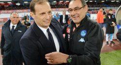 Napoli-Juventus, le formazioni ufficiali: c'è Higuain dal 1'