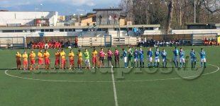 [IAM] - LIVE – Under 16 A e B: Napoli-Benevento 0-0: comincia il derby campano