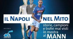 """[SN] - """"Il Napoli nel mito"""": al MANN una mostra dedicata alla storia degli azzurri"""