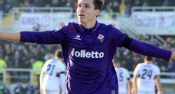 [IAM] - Fiorentina, in estate pronta l'asta per Chiesa: c'è anche il Napoli