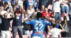 La magia di Diawara vista da un'angolazione inedita, il gol live dal San Paolo è da brividi! [VIDEO]