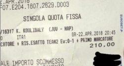 """Koulibaly, il Napoli e la super """"bolletta"""" vincente"""