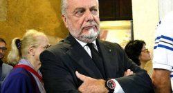 """L'annuncio di De Laurentiis: """"Stadio nuovo e casa del Napoli, i dettagli. Rubarono i soldi per..."""""""