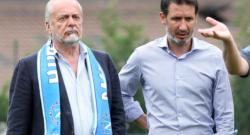 Bologna, due giocatori del Napoli nel mirino di Bigon: ADL ha chiesto 20 milioni