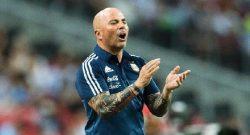 """Terremoto Argentina, TyC Sport: """"I calciatori hanno chiesto l'esonero immediato di Sampaoli. Contro la Nigeria ci sarà Burruchaga"""""""