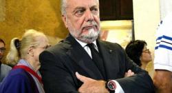 """De Laurentiis: """"Insigne lo vendo per 200 milioni! La verità su Koulibaly. Sarri ha detto cose inesatte"""""""