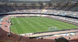"""Ilbianconero.com commenta: """"Clamoroso da Napoli: gli ultras fanno squalificare il San Paolo!"""""""