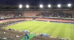 Napoli-Roma, prevendita flop: l'effetto Champions svuota il San Paolo in campionato. Il dato sugli spettatori