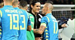 """Ritorno col Napoli, Cavani: """"Sarà una bella partita, se perdiamo sarà difficile passare! Neymar e Mbappe, non è vero ciò che si dice"""""""