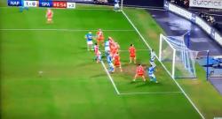 Azzurri in vantaggio con Raul Albiol! Napoli 1 Spal 0 [VIDEO]