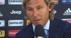 """Nedved disgustato: """"I nostri giocatori omaggiano la Fiorentina, ma qui si oltraggia Scirea. È una vergogna!"""""""