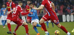 UFFICIALE - Napoli-Spal, Ancelotti lancia Rog dal 1'! Coppia Mertens-Insigne in attacco
