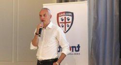 """Cagliari, il dg Passetti: """"Barella rimarrà qui almeno per i prossimi sei mesi, non vogliamo cederlo a gennaio"""""""