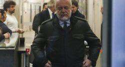 SSC Napoli, bilancio in calo a 215 milioni: 2017/18 in rosso di 6 milioni, sale il monteingaggi