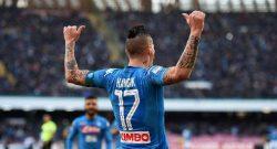Repubblica - Anche il Napoli spiazzato dall'affare Hamsik, Ancelotti puntava su di lui in Europa. Momenti molto emozionanti per il capitano