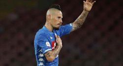 """Hamsik scrive la lettera d'addio: """"Chiedo scusa a tutti i tifosi, sognavo di salutarvi al San Paolo. Napoli tatuato sulla pelle, fiero di avere i miei 3 figli napoletani. Spero di venirvi a salutare al San Paolo. Ora vincete l'Europa League!"""""""