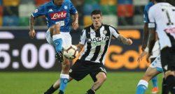 """Udinese, il vice-pres.: """"Per De Paul si sono avvicinate quattro big, per Pussetto aspettiamo maggio. De Laurentiis dovrà fare i conti con la realtà"""""""