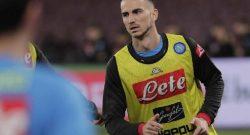 Tv Luna - Febbre per Fabian: lo spagnolo è in dubbio per la sfida con l'Udinese