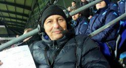 """Martino: """"Che bel gesto dell'Arsenal all'arrivo del Napoli in aeroporto, non era mai capitata una cosa del genere"""""""