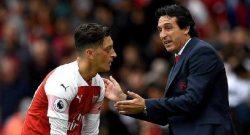 Arsenal, bollettino medico in vista del Napoli: tre calciatori certamente out, in dubbio Xhaka e Koscielny