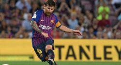 Dall'Inghilterra - Messi distrutto dopo il KO a Liverpool: l'argentino in lacrime negli spogliatoi, tensione con i tifosi in aeroporto