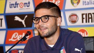 """Insigne: """"Sarri alla Juve, spero cambi idea. Per noi napoletani è un tradimento. Se resto? Ho quattro anni di contratto con il Napoli"""""""