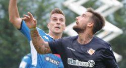 Infortunio Milik, CorSport: Arek ha posticipato alla prossima settimana il rientro dalla Polonia! Insigne mette Liverpool nel mirino